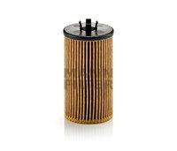 Безметаллический фильтрующий элемент масляного фильтра HU 612/2 X