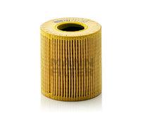 Безметаллический фильтрующий элемент масляного фильтра HU 711/51 X