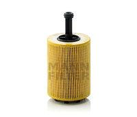 Безметаллический фильтрующий элемент масляного фильтра HU 719/7 X