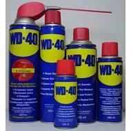 Смазка WD-40(420мл) с носиком