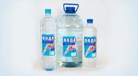 Дистиллированная вода ПЭТ 1 л